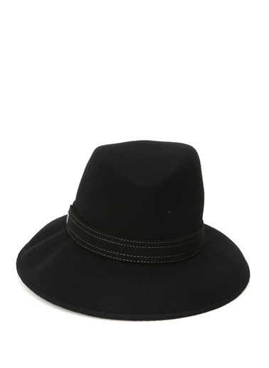 Eric Javits Eric Javits Tracy  Kadın Yün Şapka 101544326 Siyah